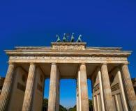 Berlin Brandenburg Gate Brandenburger Tor. In Germany Stock Photo