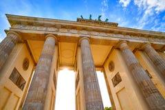 Berlin Brandenburg Gate Brandenburger Tor. In Germany Stock Photos