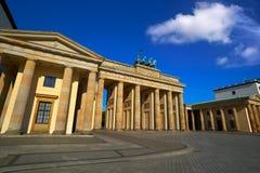 Berlin Brandenburg Gate Brandenburger Tor. In Germany Royalty Free Stock Image