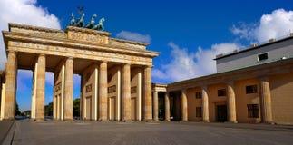 Berlin Brandenburg Gate Brandenburger Tor. In Germany Royalty Free Stock Images