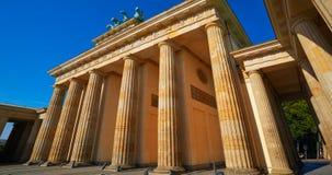 Berlin Brandenburg Gate Brandenburger Tor. In Germany Stock Photography