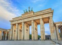 Brandenburg Gate - Berlin - Germany. Berlin Brandenburg Gate at Germany stock photo