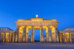 Berlin Brandenburg Gate Stock Photography