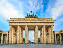 Berlin Brandenburg Gate - Germany Stock Photos