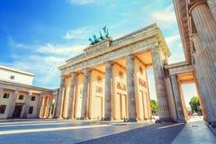 Berlin. Brandenburg Gate, , Germany Stock Images