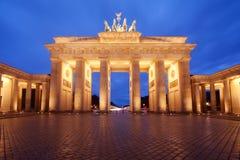 Berlin, Brandenburg Gate Royalty Free Stock Image