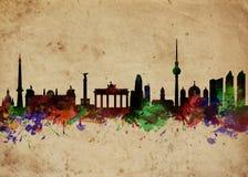 Berlin Brandenburg Gate Royalty Free Stock Photos