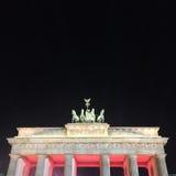 Berlin Brandenburger Tor Germany royalty free stock photo