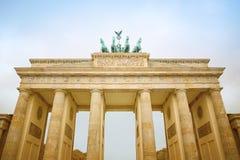 berlin Brandenburgii bramy Zdjęcia Stock