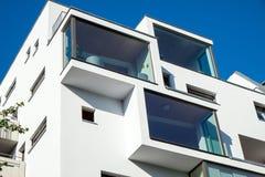 berlin byggnad moderna germany Royaltyfri Bild