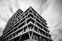 berlin byggnad moderna germany Royaltyfria Foton