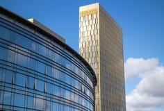 berlin byggnadskontor Arkivfoto