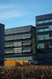 berlin byggnadskontor Arkivfoton