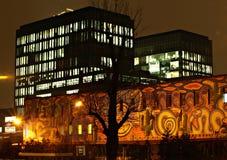 berlin byggnadskontor Arkivbilder