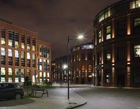 berlin byggnadskontor Arkivbild