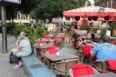 Berlin-Café Lizenzfreie Stockfotografie