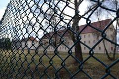 Berlin - camp de concentration Sachsenhausen Image libre de droits