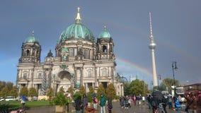 Berlin Cathedral imagen de archivo libre de regalías