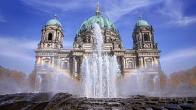Free Berlin Cathedral Royalty Free Stock Image - 161204856