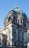 Berlin Cathedral. Stock Photos