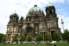 Berlin Cathedral Stockbild