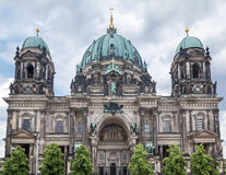 Berlin Cathedral Royalty Free Stock Photography