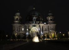 Berlin Cathedral Foto de Stock Royalty Free