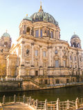 Berlin Cathedral Photo stock