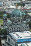 Berlin Cathedral Imagens de Stock Royalty Free