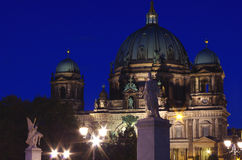 Berlin Cathedral Lizenzfreies Stockfoto