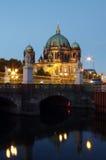 Berlin Cathedral Lizenzfreie Stockfotos
