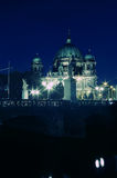 Berlin Cathedral Fotografia Stock