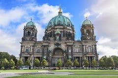 Berlin Cathedral Lizenzfreies Stockbild