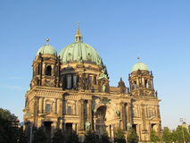 Berlin Cathedral Foto de Stock