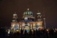 Berlin Cathedral Fotografia de Stock