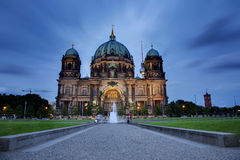 Free Berlin Cathedral At Night Stock Photo - 15878010