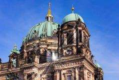 Berlin Cathedral, Berlijn Royalty-vrije Stock Foto's
