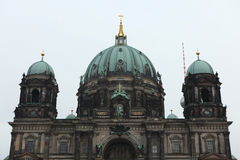Berlin Cathedral. Berlin, Germany. Royalty Free Stock Photos
