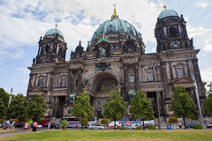 Berlin Cathedral in Berlin Royalty Free Stock Photography