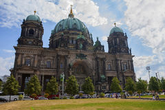 Berlin Cathedral in Berlin Royalty Free Stock Image