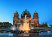 Berlin Cathedral - Berlin - l'Allemagne Photographie stock libre de droits