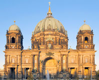Berlin Cathedral (Berliner Dom) Royalty Free Stock Photo