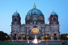 Berlin cathedral or Berliner Dom Stock Image