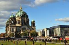 Berlin Cathedral Berliner Dom Stock Fotografie