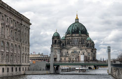 Berlin Cathedral (Berliner Dom), Berlin, Germany Royalty Free Stock Photo