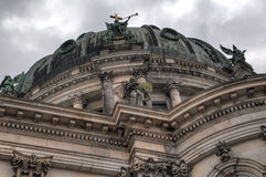 Berlin Cathedral (Berliner Dom), Berlin, Germany Royalty Free Stock Photos