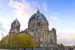Berlin Cathedral (Berliner Dom), Berlin, Germany Stock Photos