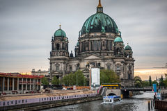 Berlin Cathedral (Berliner Dom), Berlin Royalty Free Stock Photos