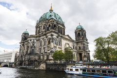 The Berlin Cathedral Berliner Dom in Berlin, Germany Stock Image