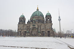 Berlin Cathedral (Berliner Dom), Berlin, Germany Royalty Free Stock Image